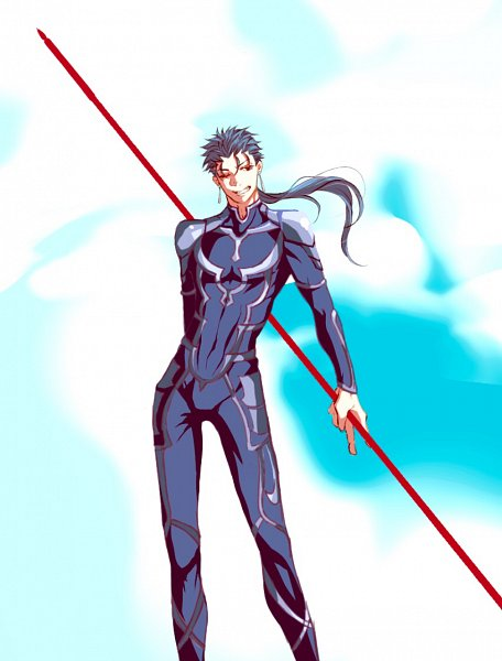 Tags: Anime, Pixiv Id 26592273, Fate/stay night, Lancer (Fate/stay night), Fanart, Fanart From Pixiv, Pixiv