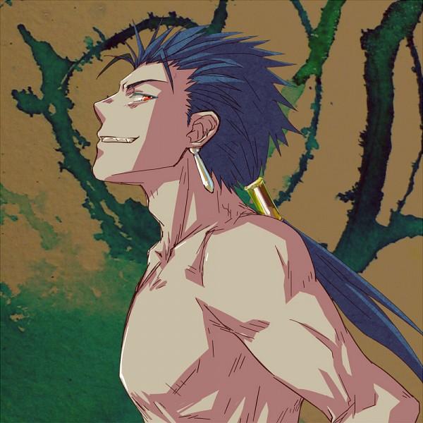 Tags: Anime, Tofu (Joka), Fate/stay night, Lancer (Fate/stay night)