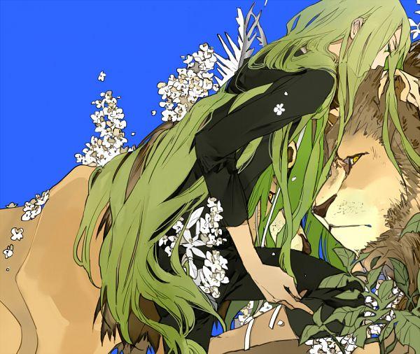 Tags: Anime, Suou, Fate/strange fake, Lancer (Fate/strange fake), Pixiv, Fanart