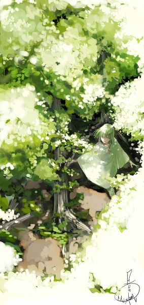 Tags: Anime, Mizutamari Tori, Fate/Grand Order, Lancer (Fate/strange fake), Fanart From Pixiv, Pixiv, Fanart