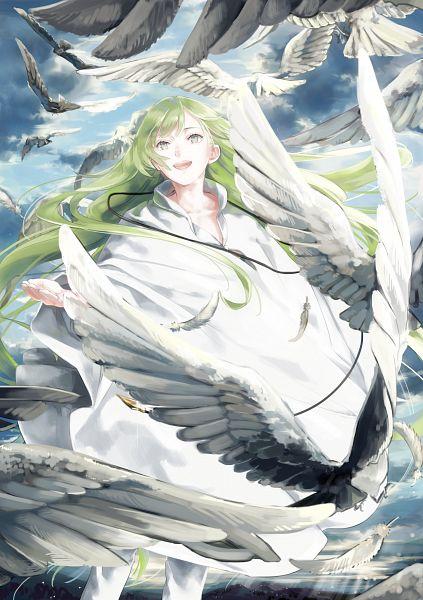 Tags: Anime, Mizutamari Tori, Fate/Grand Order, Lancer (Fate/strange fake), Pixiv, Fanart, Fanart From Pixiv