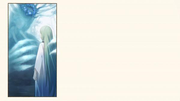 Tags: Anime, Pixiv Id 5474262, Fate/strange fake, Lancer (Fate/strange fake), Wallpaper, Fanart, Fanart From Pixiv, Pixiv
