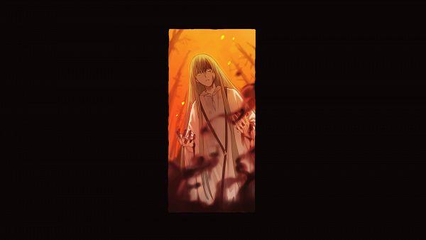 Tags: Anime, Pixiv Id 5474262, Fate/strange fake, Lancer (Fate/strange fake), Fanart From Pixiv, Pixiv, Wallpaper, Fanart