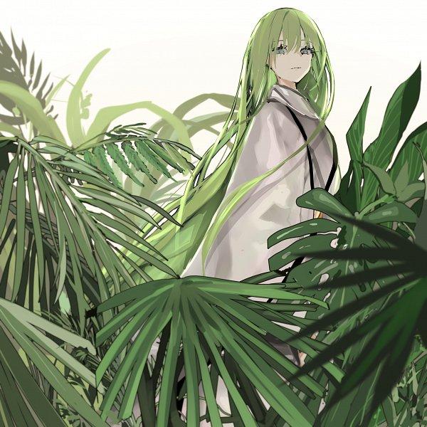 Tags: Anime, Naruwe, Fate/Grand Order, Lancer (Fate/strange fake), Fanart From Pixiv, Pixiv, Fanart