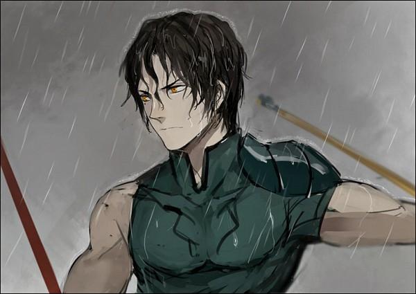 Tags: Anime, Pixiv Id 909965, Fate/zero, Lancer (Fate/zero), Pixiv, Fanart