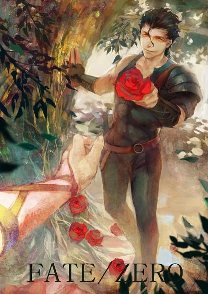 Tags: Anime, *Missingcat318, Fate/zero, Gráinne, Lancer (Fate/zero), Mobile Wallpaper, Pixiv