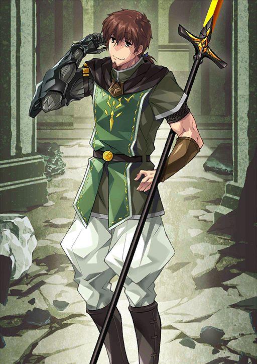 Lancer (Hector) - Fate/Grand Order