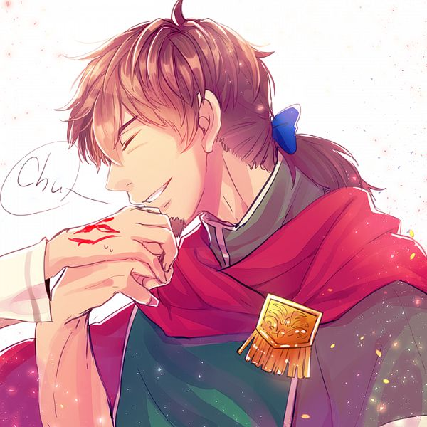 Tags: Anime, Tumugi, Fate/Grand Order, Lancer (Hector), Fanart, Fanart From Pixiv, Pixiv
