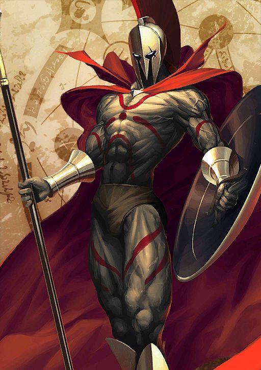 Lancer (Leonidas) - Fate/Grand Order