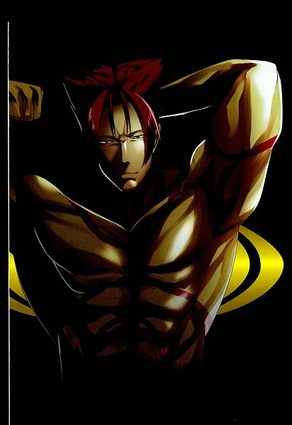 Tags: Anime, Men's MIRAGE LIVING FANTASY!, Fate/Grand Order, Lancer (Leonidas), Artist Request, Comic Market 93, Scan, Comic Market