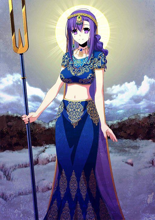 Lancer (Parvati) - Matou Sakura