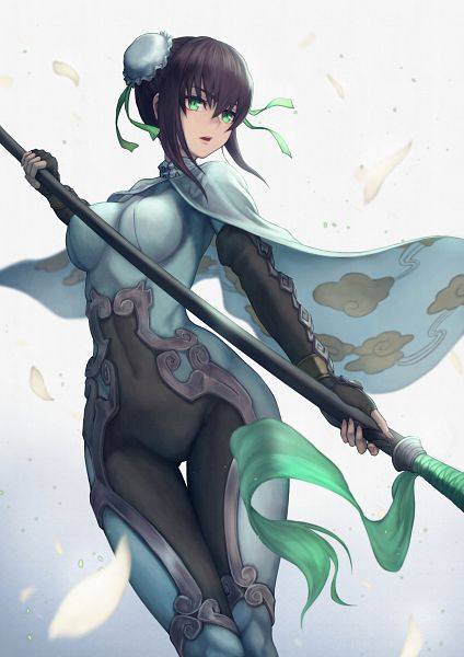 Tags: Anime, Pixiv Id 18643150, Fate/Grand Order, Lancer (Qin Liangyu)