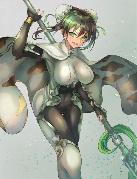 Tags: Anime, Pixiv Id 10847941, Fate/Grand Order, Lancer (Qin Liangyu), Fanart From Pixiv, Pixiv, Fanart