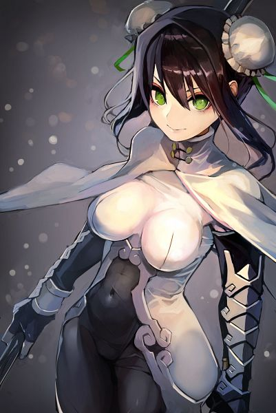 Tags: Anime, Taishi (Pixiv119199), Fate/Grand Order, Lancer (Qin Liangyu), Pixiv, Fanart, Fanart From Pixiv