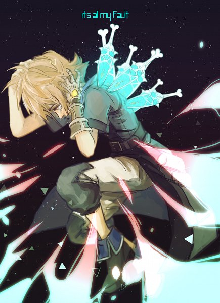 Tags: Anime, World of Final Fantasy, Lann (WOFF), Artist Request