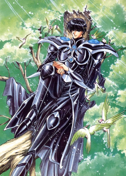 Lantis - Magic Knight Rayearth