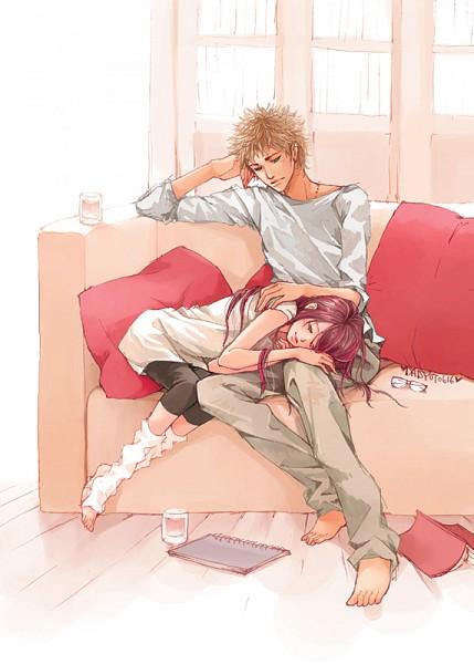 Lap Pillow - Zerochan Anime Image Board