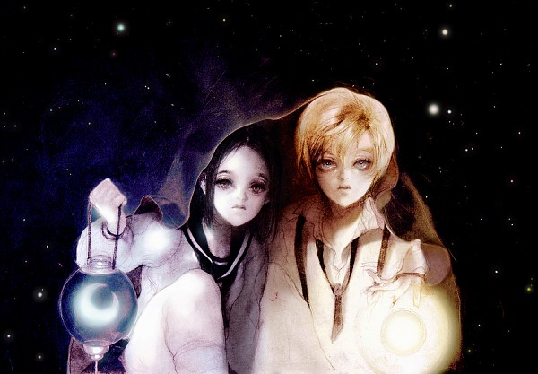 Tags: Anime, Laphet, Pixiv, Original