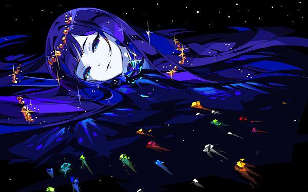 Lapis Lazuli (Houseki no Kuni) - Houseki no Kuni