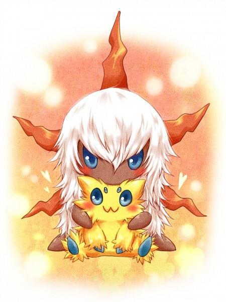 Larvesta - Pokémon