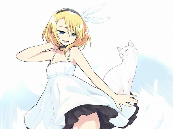 Tags: Anime, CHAN×CO, VOCALOID, Kagamine Rin, Last Night Good Night