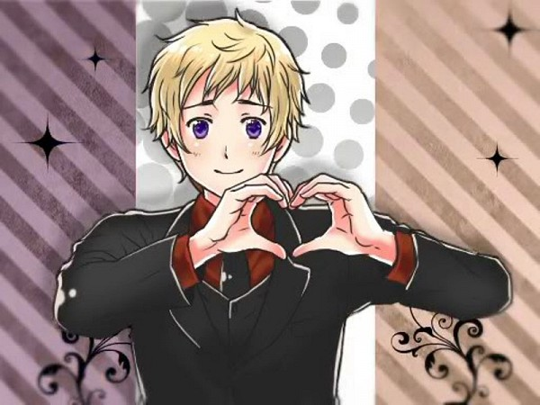 Latvia - Axis Powers: Hetalia