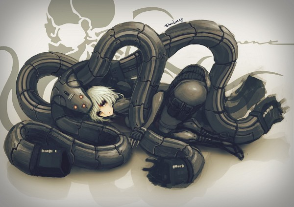 Laughing Octopus - Metal Gear Solid