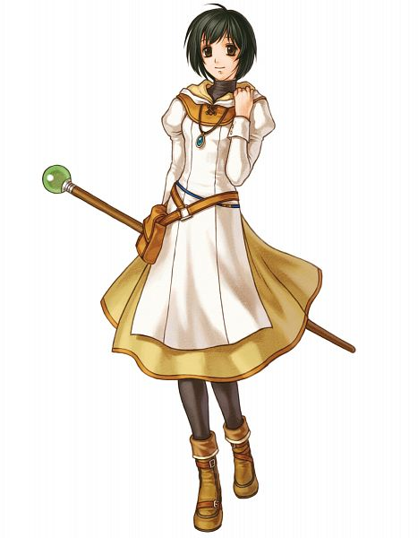 Laura (Fire Emblem) - Fire Emblem: Path of Radiance