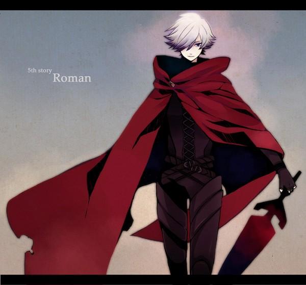 Tags: Anime, Pixiv Id 515553, Laurencin, Buster Sword, Pixiv, Roman (Sound Horizon), Sound Horizon