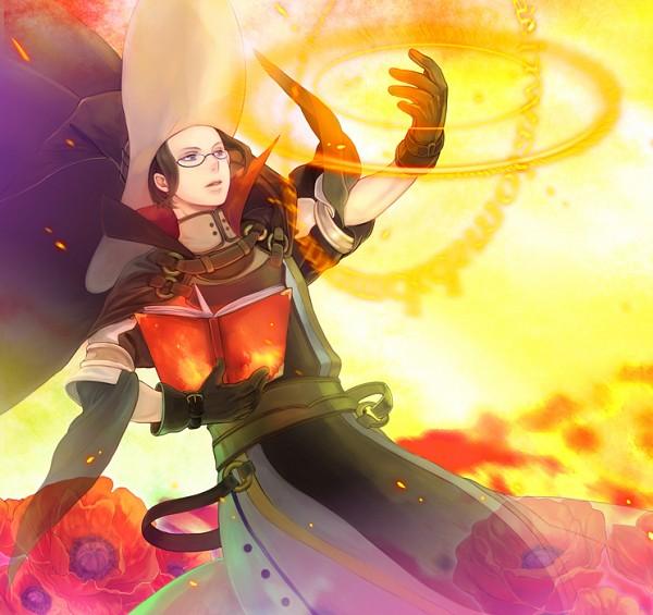 Tags: Anime, Pixiv Id 3496687, Fire Emblem: Kakusei, Laurent (Fire Emblem), Fanart From Pixiv, Pixiv, Fanart