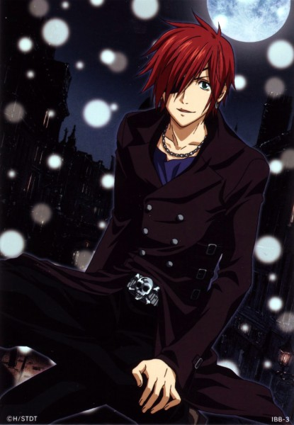 Tags: Anime, D.Gray-man, Lavi, Mobile Wallpaper, Official Art