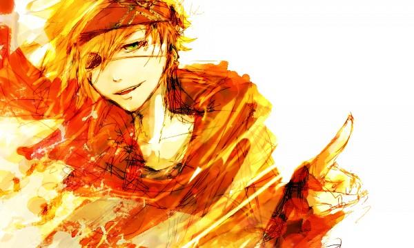 Tags: Anime, Pixiv Id 1685793, D.Gray-man, Lavi, Fanart, Pixiv
