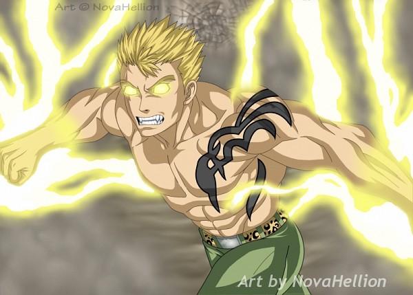 Laxus Dreyar - FAIRY TAIL - Image #981466 - Zerochan Anime ...
