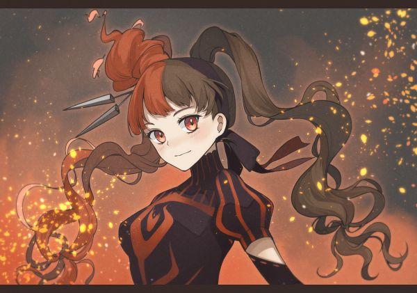 Tags: Anime, Pixiv Id 7126993, Layla (Sound Horizon), Fanart From Pixiv, Fanart, Seisen no Iberia, Pixiv, Sound Horizon