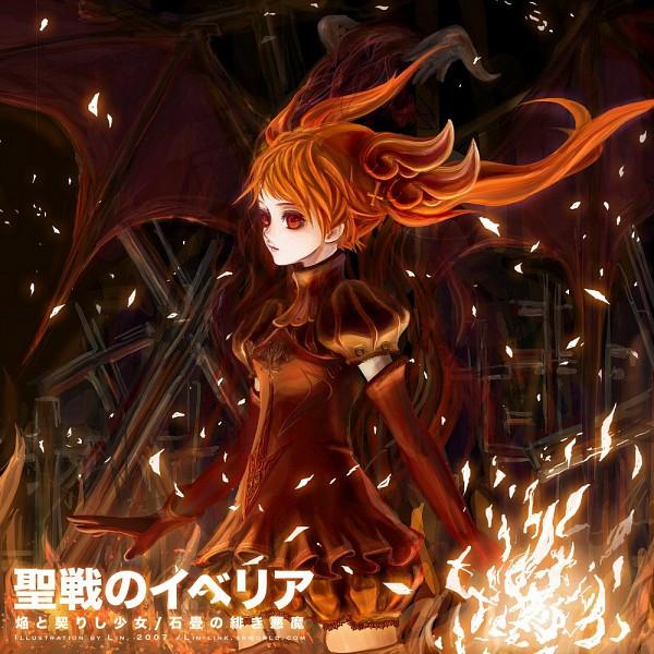 Tags: Anime, LIN+, Layla (Sound Horizon), Seisen no Iberia, Pixiv, Sound Horizon