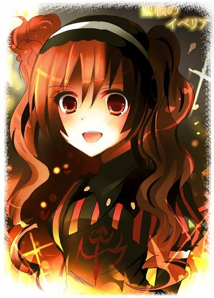 Tags: Anime, Naga (bara Emaki), Layla (Sound Horizon), Pixiv, Seisen no Iberia, Sound Horizon