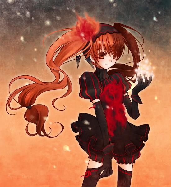 Tags: Anime, Kirishima Yuki, Layla (Sound Horizon), Seisen no Iberia, Sound Horizon