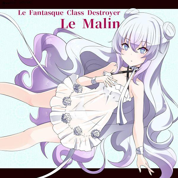 Tags: Anime, Hebitsukai-san, Azur Lane, Le Malin (Azur Lane)