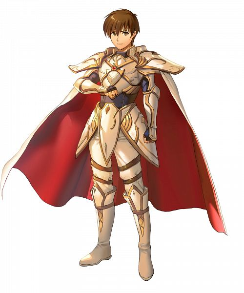 Leaf Faris Claus (Leif Faris Claus) - Fire Emblem: Seisen no Keifu