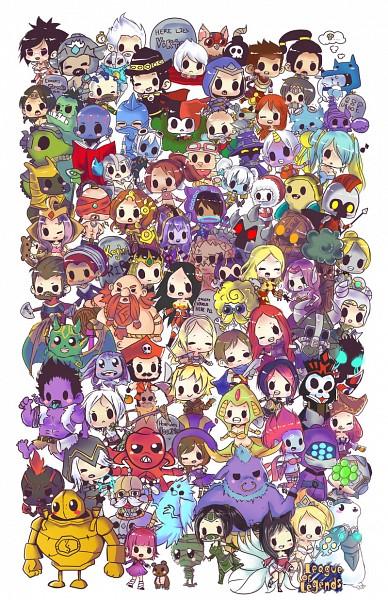 Tags: Anime, AsianPanties, League of Legends, Janna, Fiddlesticks, Katarina, Olaf, Ahri, Twisted Fate, Orianna, Wukong, Caitlyn, Riven