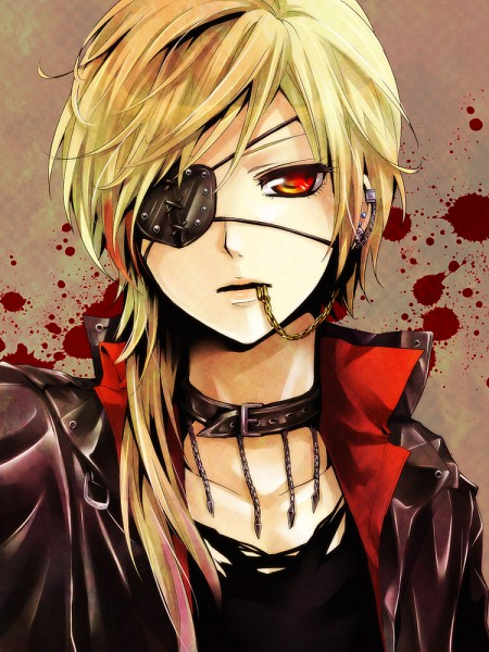 Leather Jacket Leather Clothes Zerochan Anime Image Board