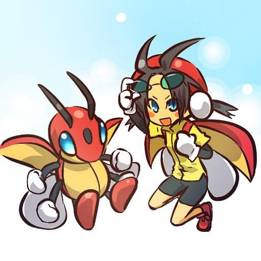 Ledian - Pokémon