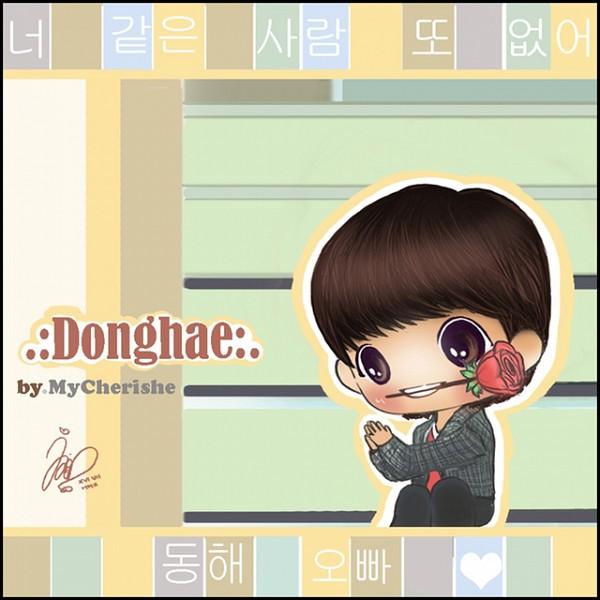 Lee Dong Hae - Super Junior