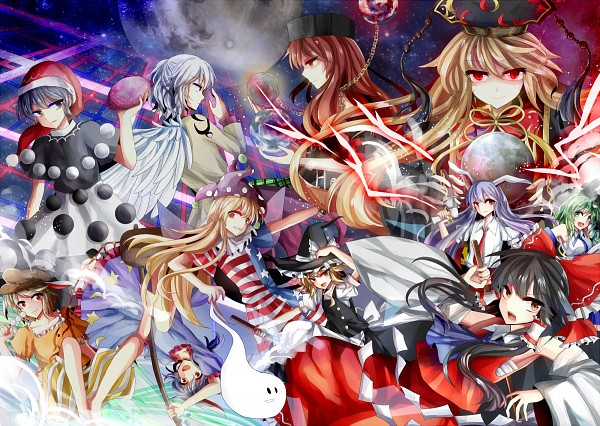 Legacy of Lunatic Kingdom - Touhou