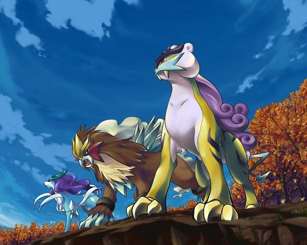 Legendary Beasts - Pokémon