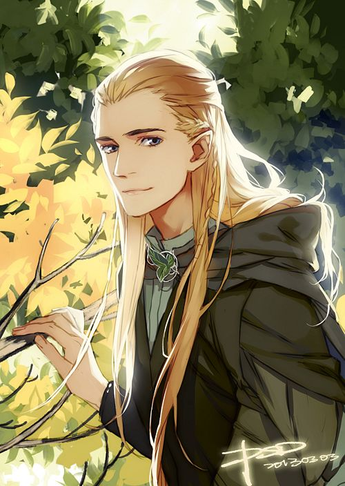 Legolas - The Lord of the Rings