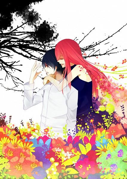 Tags: Anime, minataka94, VOCALOID, Fan Character, Megurine Luka, Disappearing, Mobile Wallpaper, deviantART, Fanart, Leia