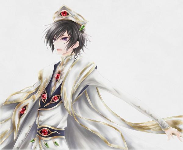 Tags: Anime, Pixiv Id 591531, CODE GEASS: Hangyaku no Lelouch, Lelouch Lamperouge, Pixiv