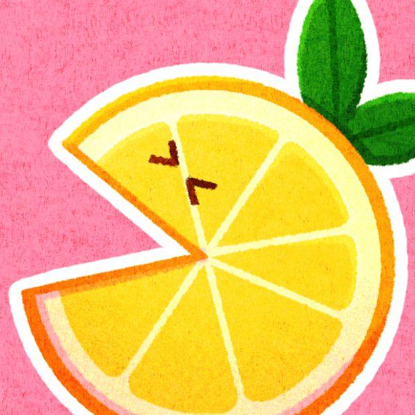 Tags: Anime, Ririko (Pixiv30503181), Cookie Run, Lemon Slice (Cookie Run), Lemon, Tumblr, Fanart, Fanart From Tumblr