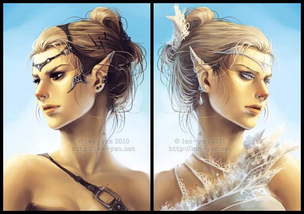 Tags: Anime, Len-yan